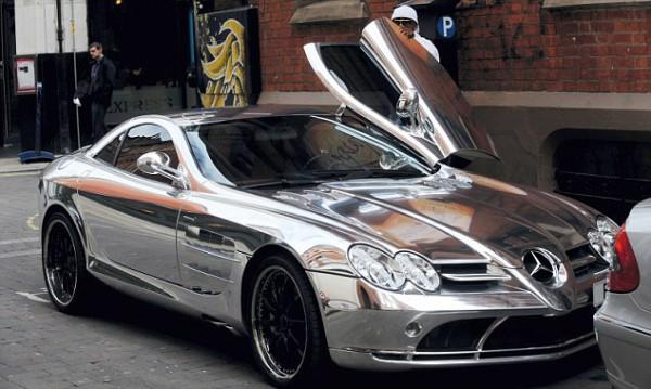 Mercedes-McLaren-El-Hadji-Diouf